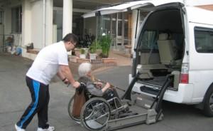 車椅子送迎